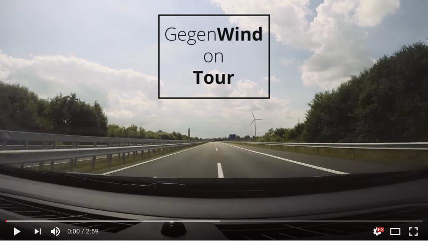 GegenWind on Tour
