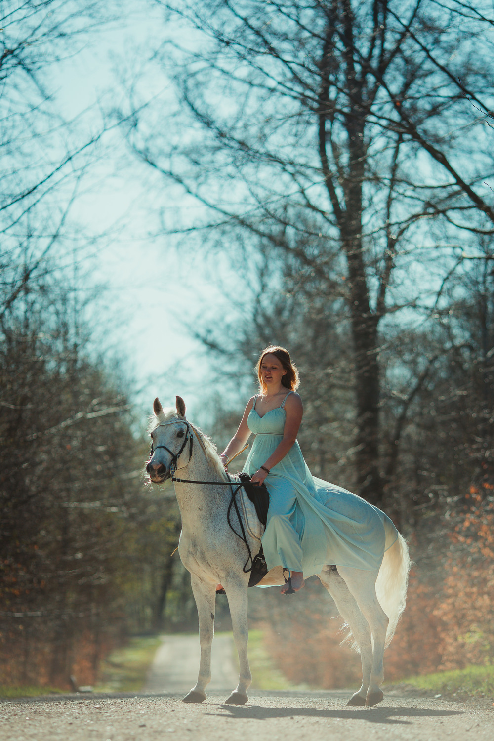 white-horse-photography-pretty-dress-sara-kroell-andersen05