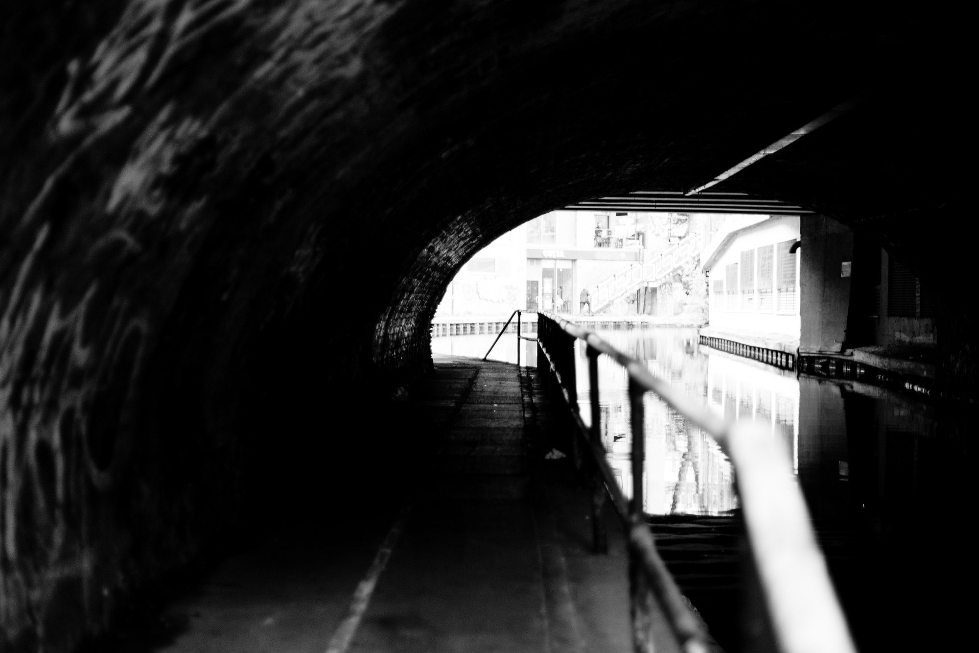 black-and-white-creepy-bridge
