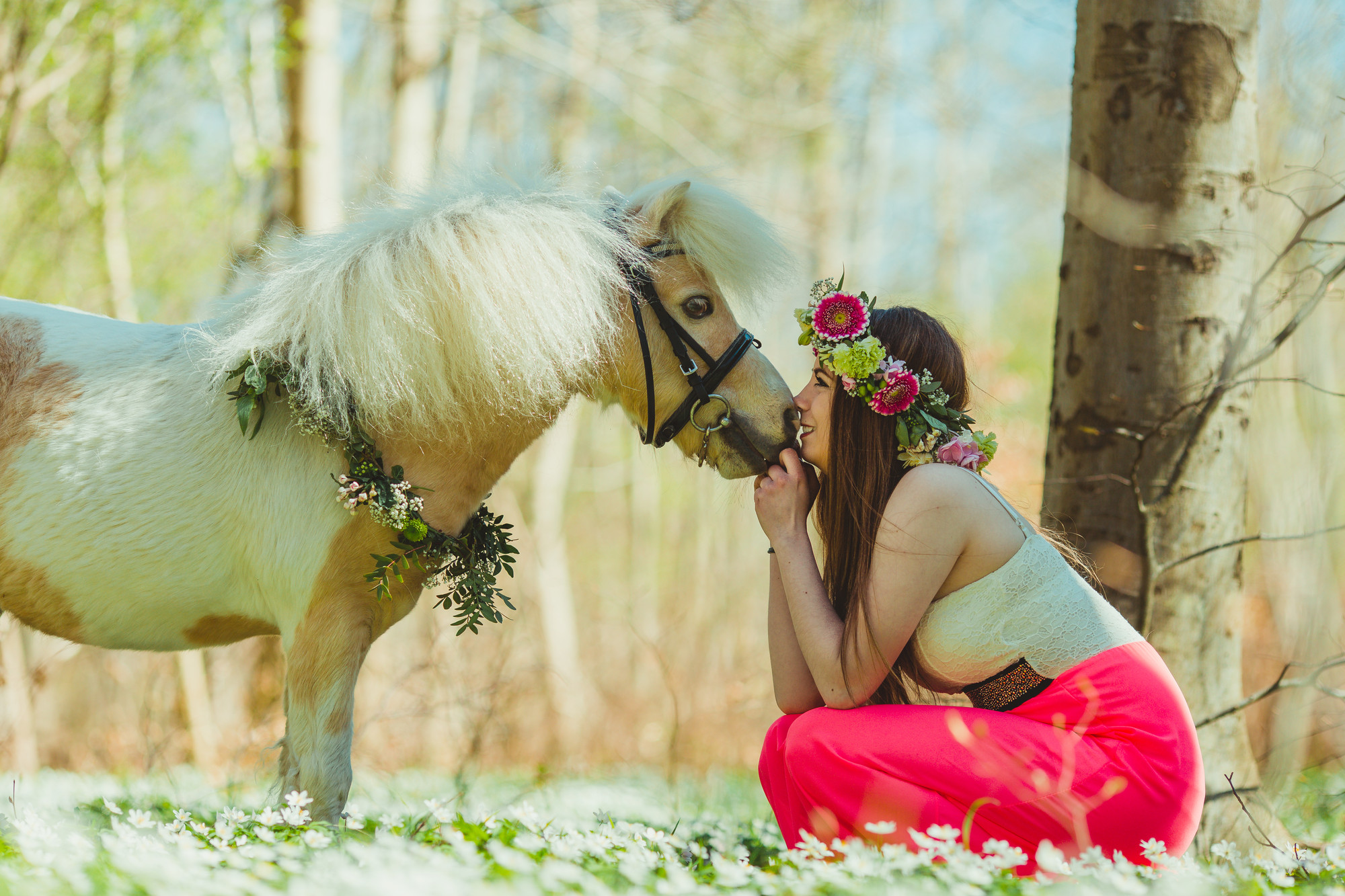 portraits-with-horses-in-the-forest