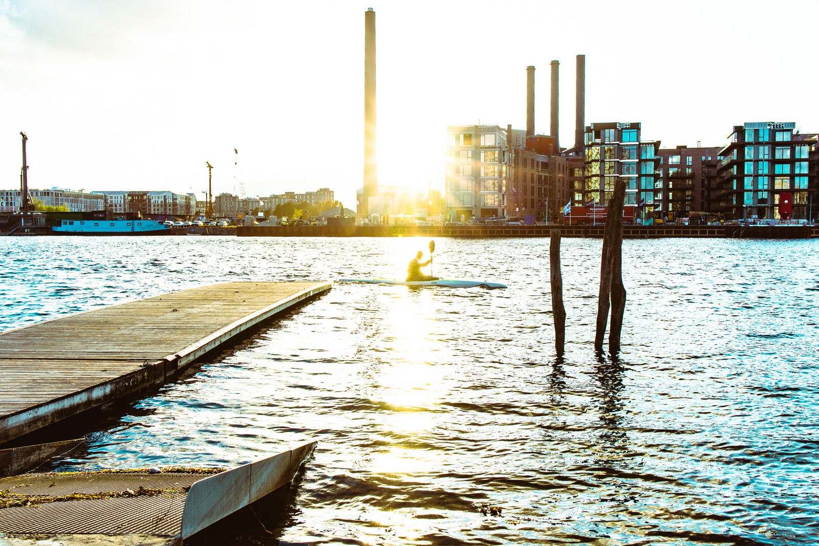 copenhagen-kayak-kajak-sunset