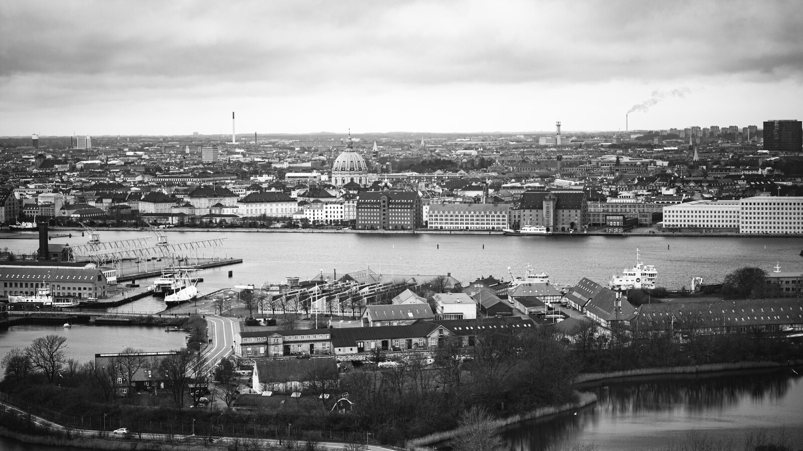 copenhagen-from-above